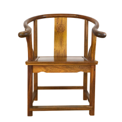 坐具|非洲黄金檀  圈椅