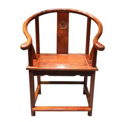 椅凳巴西花梨圈椅