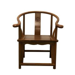 椅凳柚木圈椅