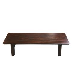 椅凳  |  黑檀  条凳 60cm