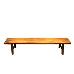 大板配件|椅凳  胡桃木条凳 60