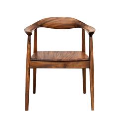 椅凳胡桃木总统椅