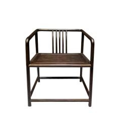 椅凳黑檀禅椅