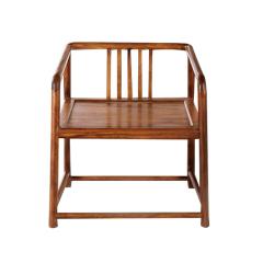 椅凳乌金木禅椅