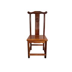 坐具  |  非洲黄金檀  官帽餐椅