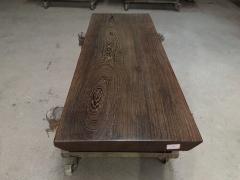鸡翅木实木大板 半方 190*68*8 送珍珠棉