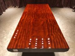 LATL124红塔利实木大板 半方 220*90.5*10