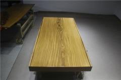 非洲柚木实木大板 全方 168-80-10RH-4716古田工厂