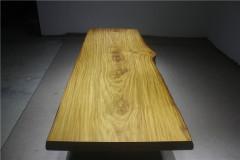 非洲柚木实木大板 自然边 271-95-101-10RH-4742古田工厂