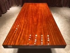 LATL125红塔利实木大板 全方 219.5*100*9.5