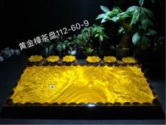 黄金樟 花鸟 实木茶盘 112-60-9