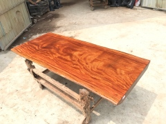 红塔利实木大板 自然边 200*85*8
