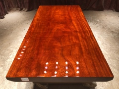 LATL128红塔利实木大板 半方 190*94*7.5
