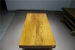 非洲柚木实木大板 全方 154-74-10RH-4622古田工厂