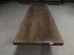 鸡翅木实木大板 半方 260*85*8 送珍珠棉