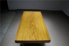 非洲柚木实木大板 全心 173-82-10RH-4614古田工厂