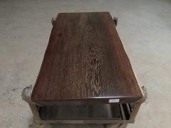 鸡翅木实木大板 自然边 130*67*7 送珍珠棉